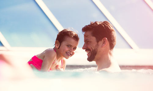 Family Package 4h Splash 1 parent + 1 child